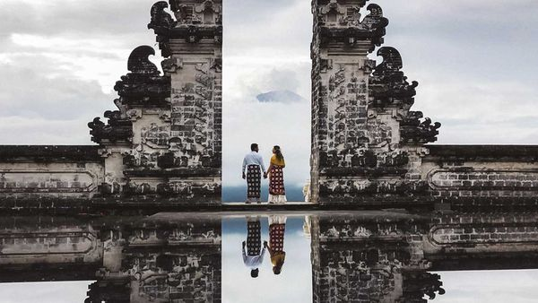 Lempuyang Temple, also known as the 'Gates of Heaven'
