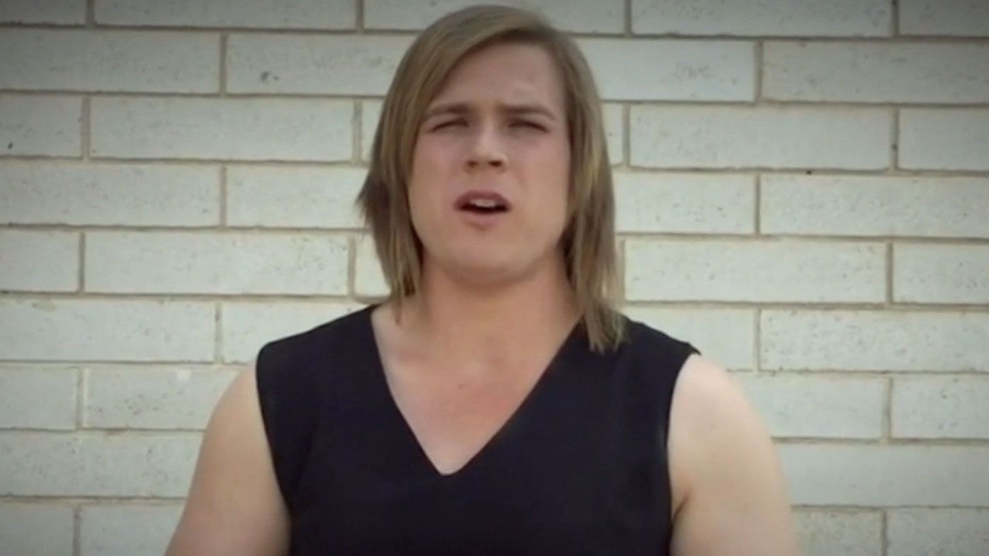 Transgender player Hannah Mouncey trolled on social media after receiving AFL clearance