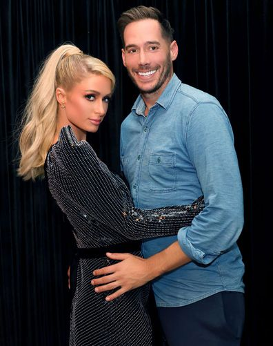 Paris Hilton and Carter Reum are engaged to be married.