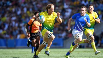 Spirited scorcher for Rugby Sevens finals
