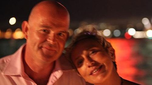Widow of NSW shark attack victim describes her grief after his tragic death
