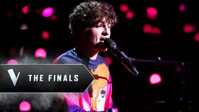The Finals: Daniel Shaw 'Someone You Loved'
