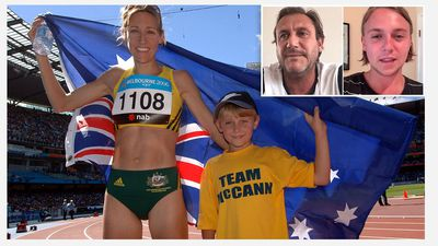 Tragic story behind Australia's great sporting moment