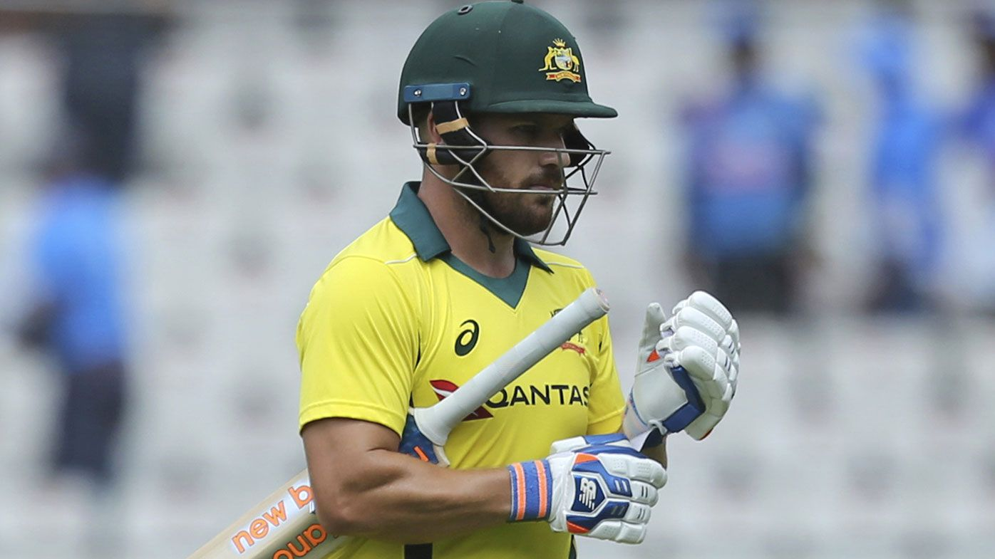 Aaron Finch slump not affecting captaincy, teammate says, as pressure mounts