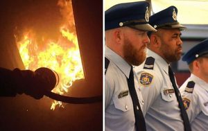 Sydney correctional officers praised for heroic efforts to save inmates from burning cell
