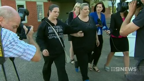 The mother and daughter will serve a community corrections order. (9NEWS)