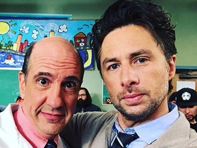 Scrubs, Sam Lloyd, Zach Braff
