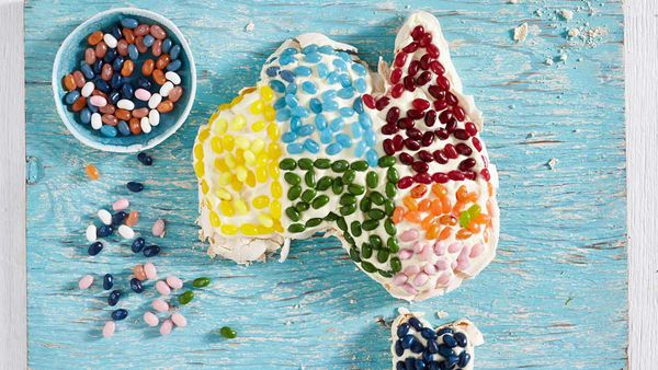 Jelly Belly Australia Day pavlova