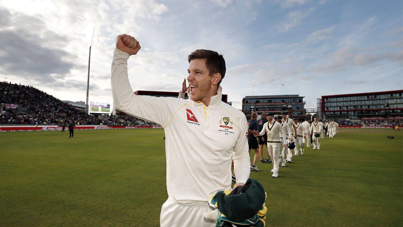 Paine's master-stroke on day five broke a stubborn England stand.
