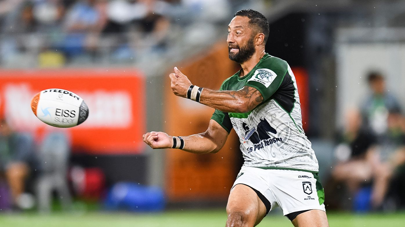 Maori superstar Benji Marshall calls for NRL to take All Stars game to New Zealand