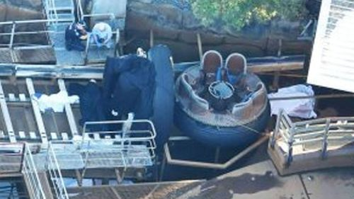 The Thunder River Rapids ride should never have been operating when it killed four tourists, a court heard last week.