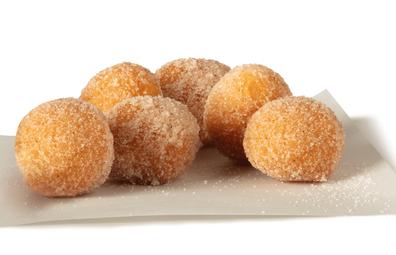 McDonald's doughnut balls