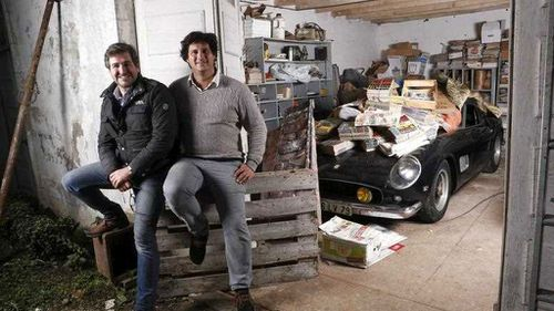 IN PICTURES: Valuable car collection found under 50 years of dust (Gallery)