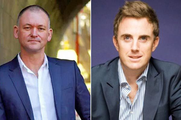 Graham Ross and Matt Ashcroft.