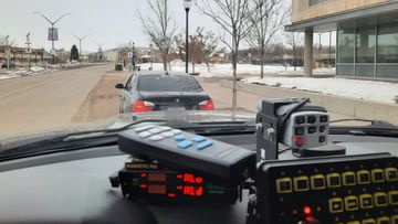 Saskatoon BMW driver fined twice in 20 minutes