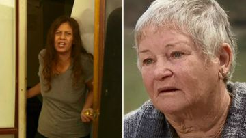 Squatter 'refusing to leave' cancer-struck pensioner's home