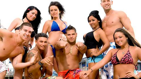 Awful Jersey Shore cast getting hefty pay rises