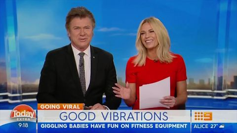 Sonia Kruger makes accidental crude comment on TODAY Extra