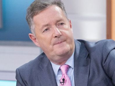 Piers Morgan on Good Morning Britain and tweet following Ofcom ruling