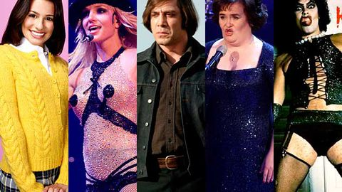 Glee spoilers: Susan Boyle, original songs, naked boys and more