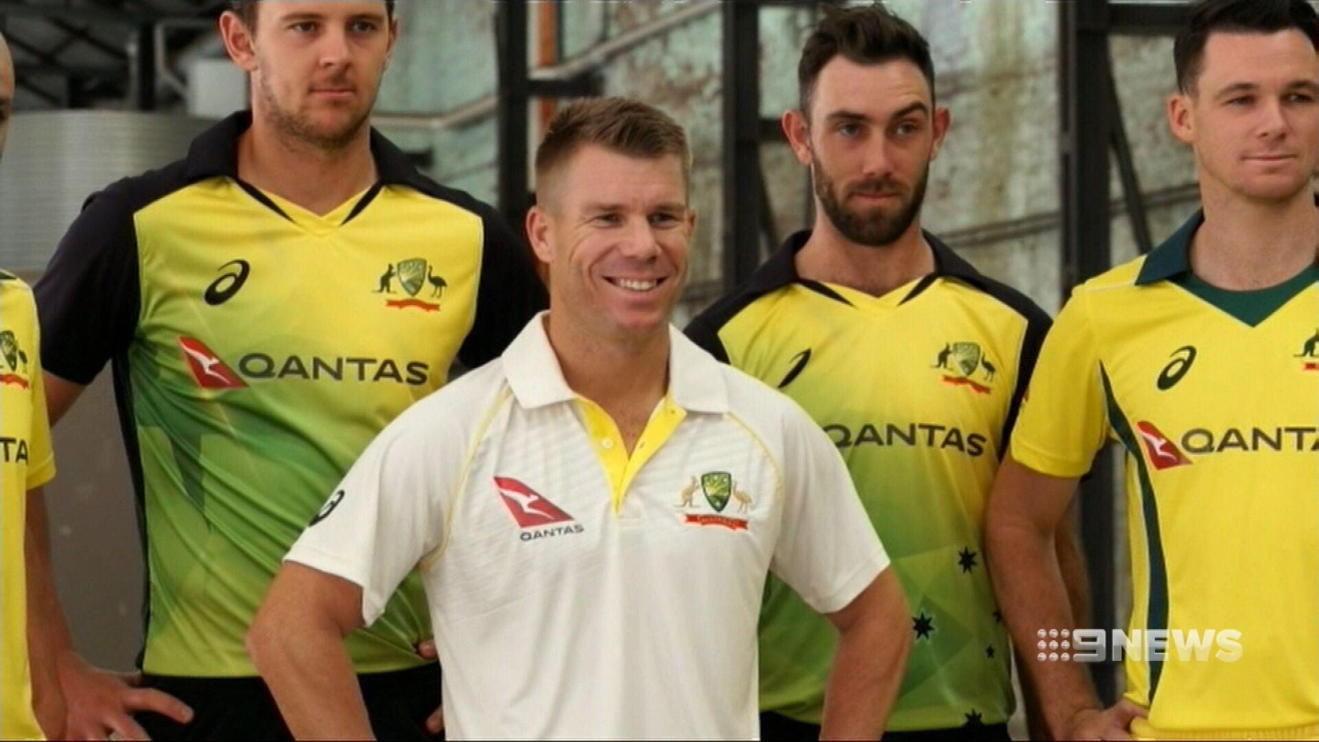 Warner has advice for teammates