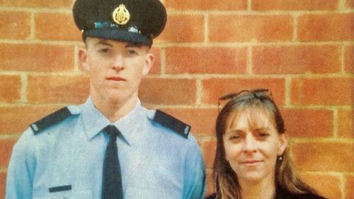 Ros Lowe believes the man convicted of her son's murder was set up. (Supplied)