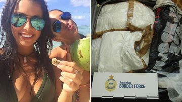 Drug mule fears 'sugar daddy'