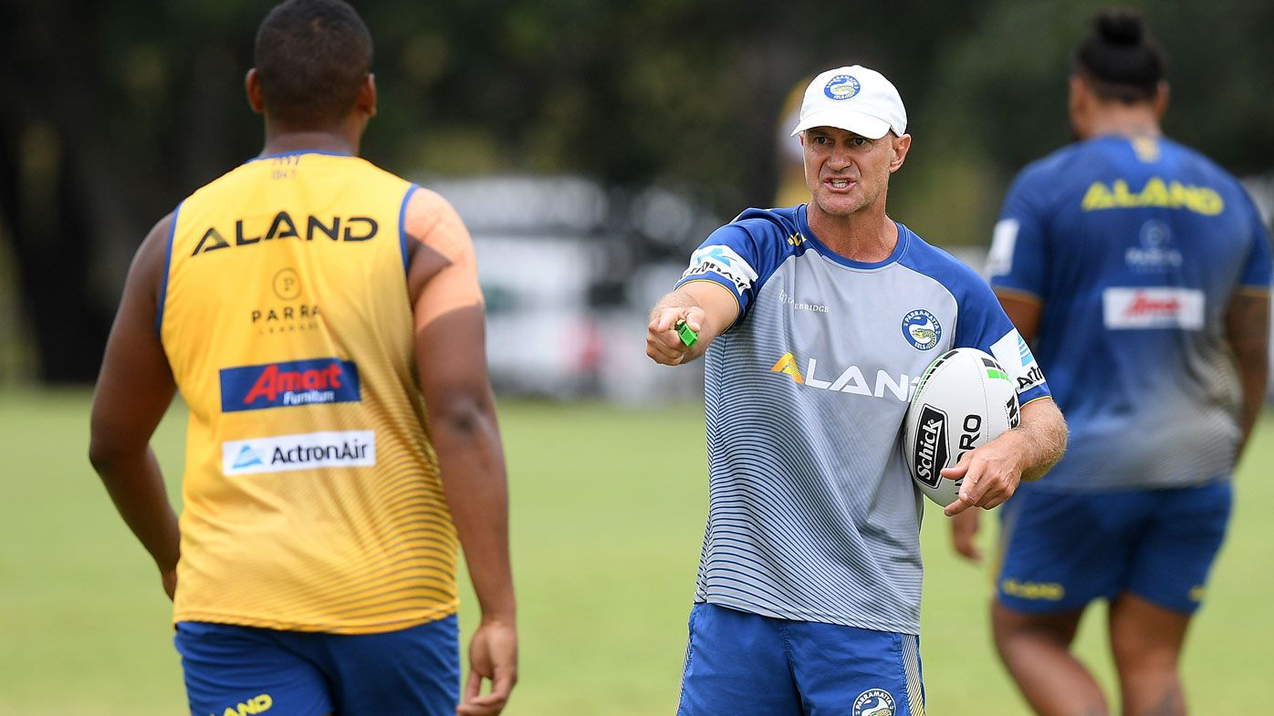 Four NRL coaches under the most pressure for 2019