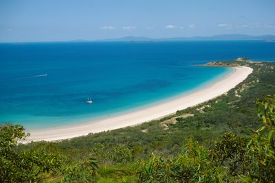 <strong>Long Beach, Great Keppel Island, Capricorn Coast, Queensland</strong>