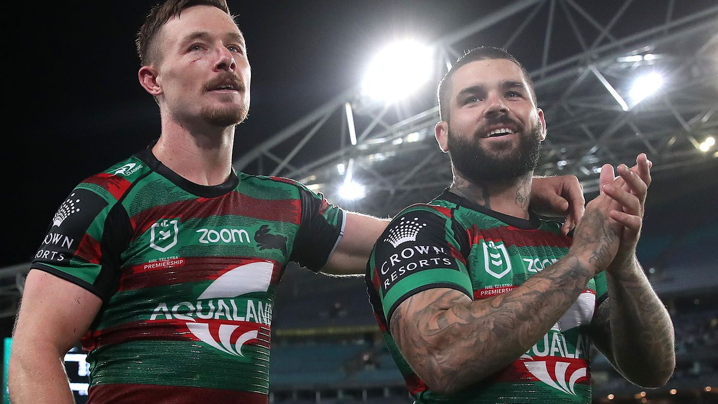 Mark Levy: Rabbitohs must stop playing contract games with local hero Adam Reynolds