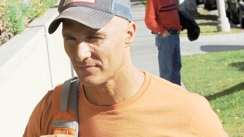 Ew! Matthew McConaughey is bald