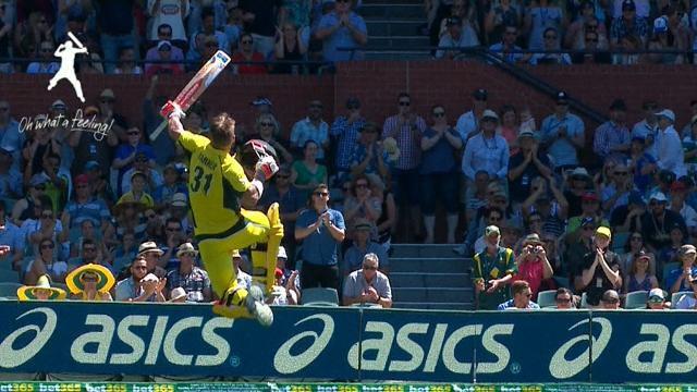 Aussies beat ODI records and Pakistan