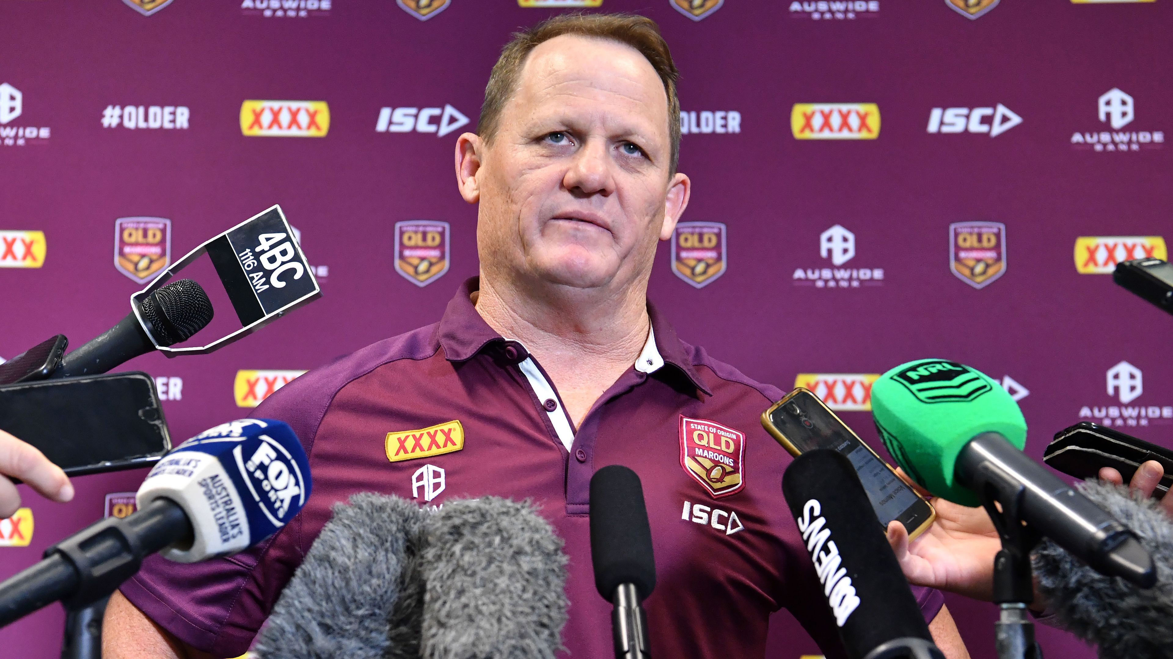 Queensland State of Origin team named: Maroons reveal squad for 2019 series opener