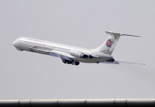 Kim Jong-Un has a relatively small private plane which is part of the old Soviet era fleet his father bought decades ago.