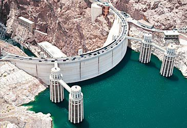 Daily Quiz: The Hoover Dam was built on which major US river?