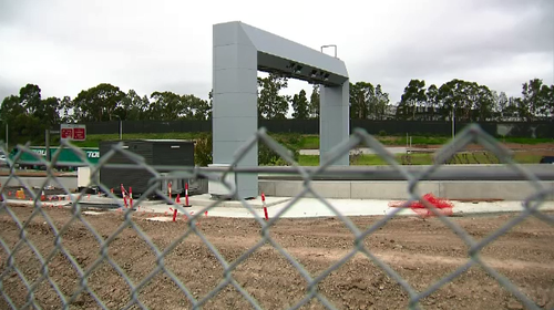 Next year drivers will also be charged $6.69 to use the Westconnex tunnel on the M5 East near St Peters.