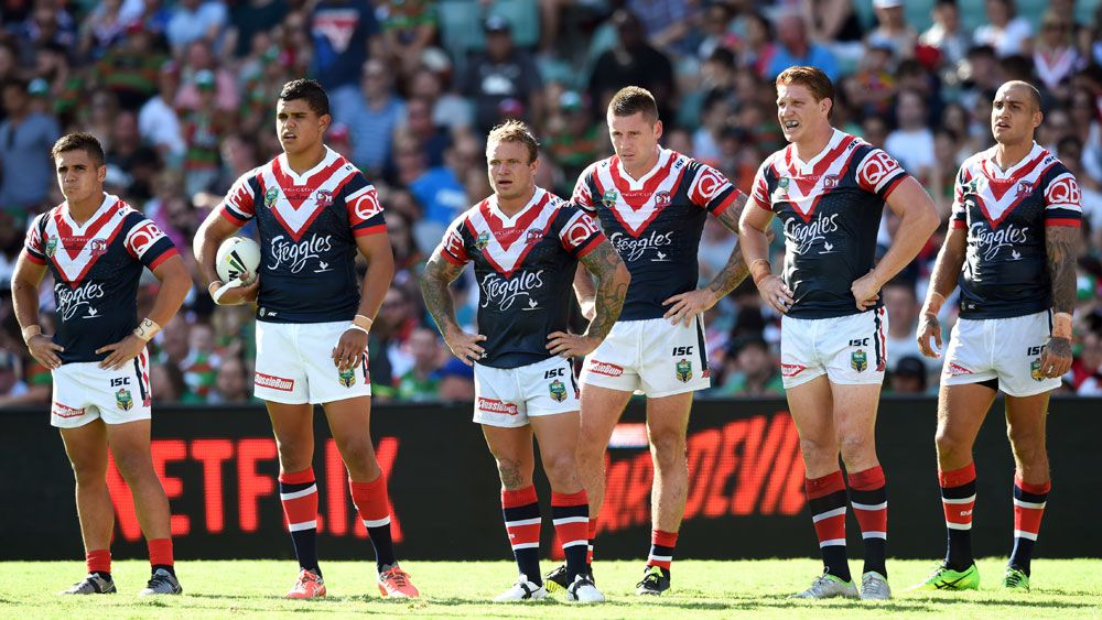 Roosters' NRL character put to test: SKD