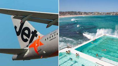 Jetstar / Bondi Beach