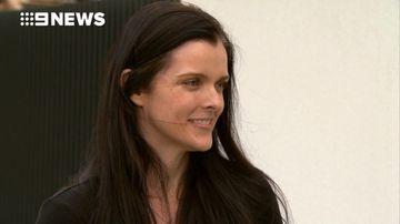 Seven's contempt affidavit could see Amber Harrison jailed