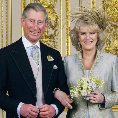 Prince Charles and Camilla Parker Bowles, 2005