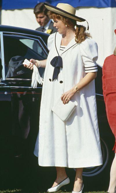 Royal pregnancies: Sarah Ferguson, Duchess of York