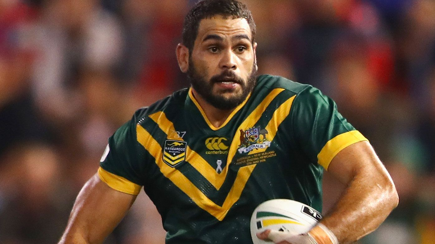 'We'll reassess': Greg Inglis refuses to rule out Kangaroos comeback ahead of rugby league return