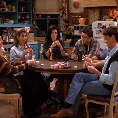 3. 'The One With All The Poker' (Season 1, Episode 18)