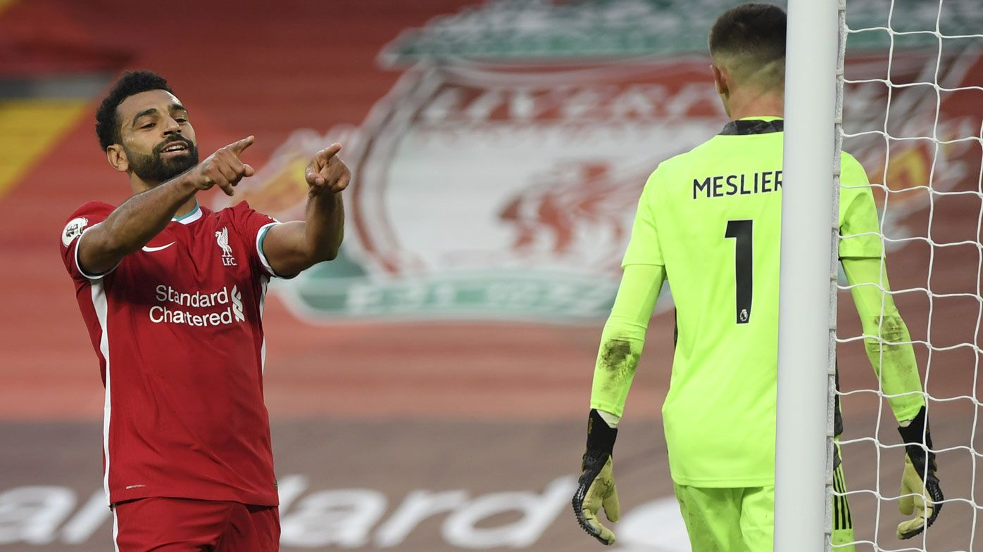 Liverpool beat Leeds 4-3 in wild EPL season opener, Mohamed Salah scores hat-trick
