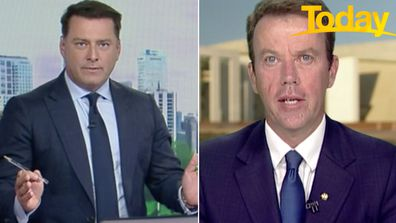 Karl Stefanovic slams Education Minister as schools remain open despite COVID-19 shutdown