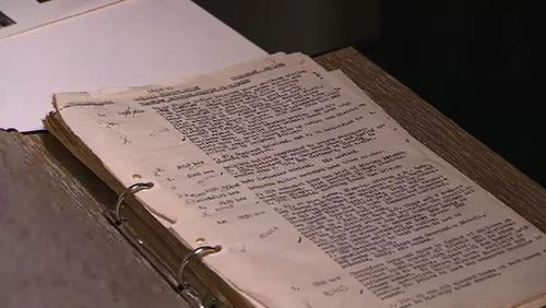 The official case file. (9NEWS)