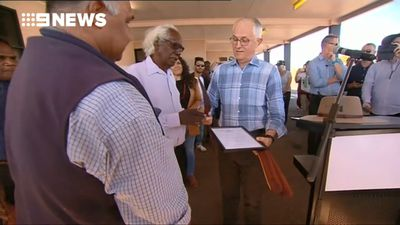 Tennant Creek housing crisis on PM's mind