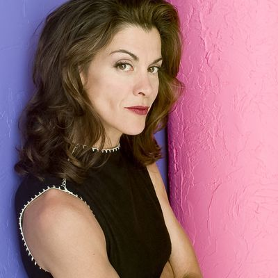 Wendie Malick as Nina Van Horn: Then