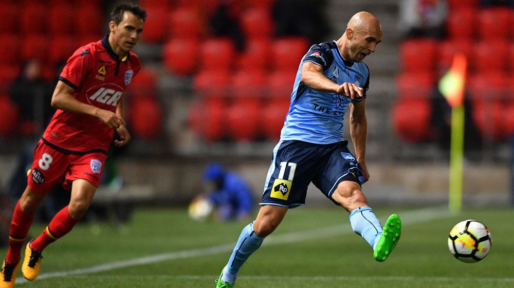 Sydney FC beat Adelaide United in A-League