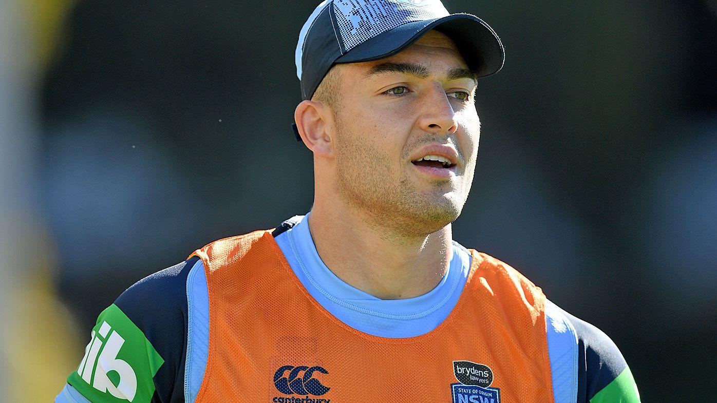 Origin debutant Cotric defends Blues selection despite Canberra upbringing